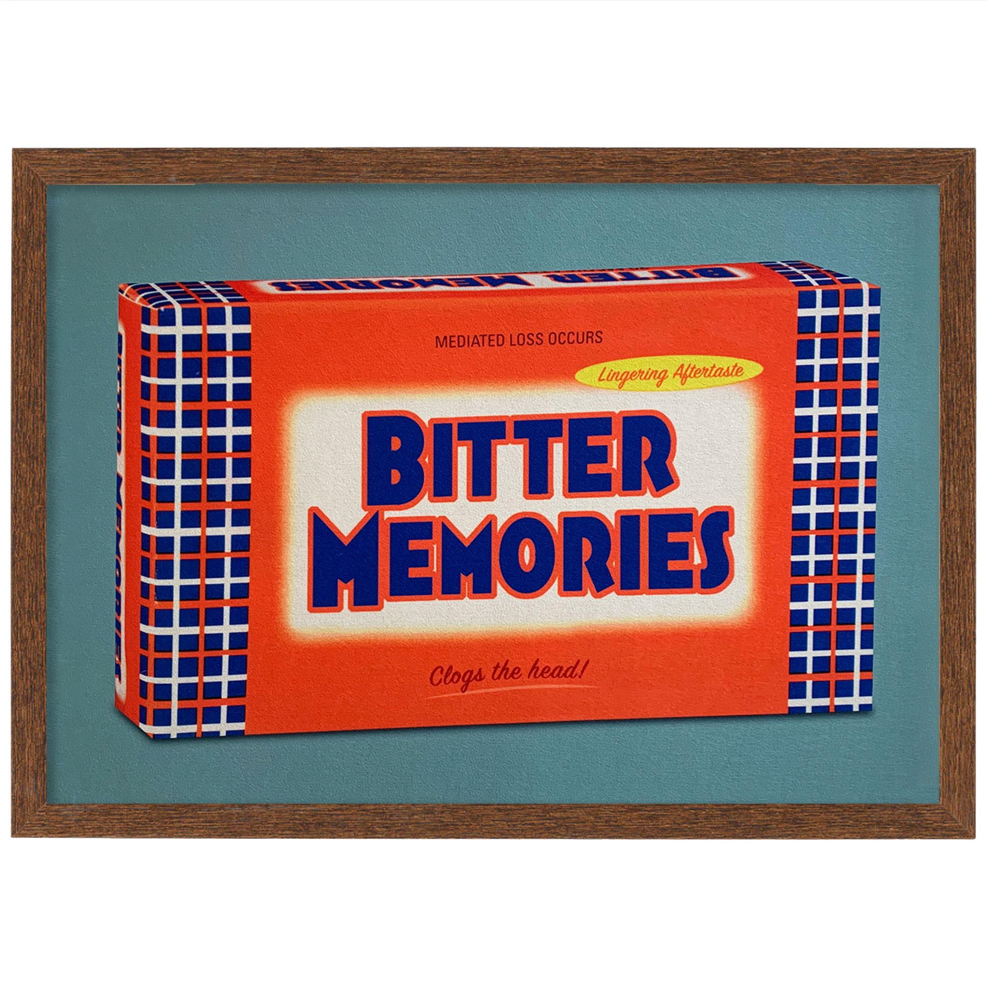 Bitter Memories - David Art Wales